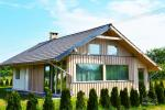 Bungalows for 4-6 persons in Bernati, Liepaja district PITER HOUSE and Country