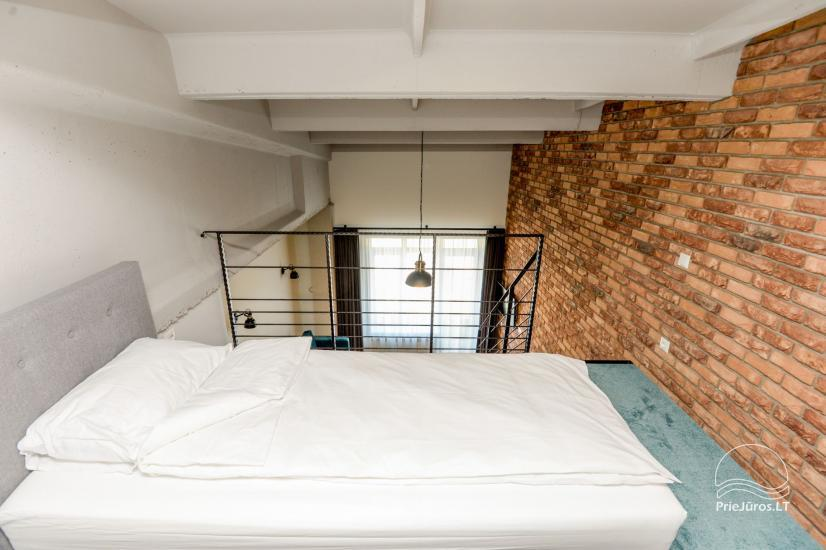 Loft 1973 - new apartment in Palanga - 15