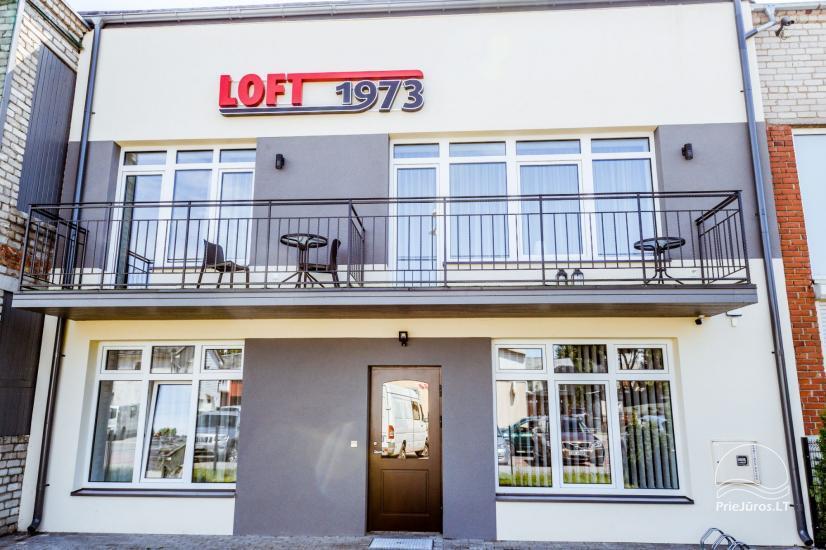 Loft 1973 - nauji apartamentai / loftai Palangoje - 4