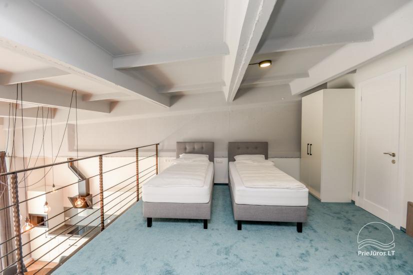 Loft 1973 - new apartment in Palanga - 23