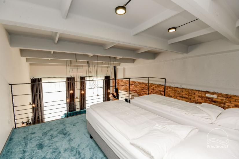 Loft 1973 - new apartment in Palanga - 39