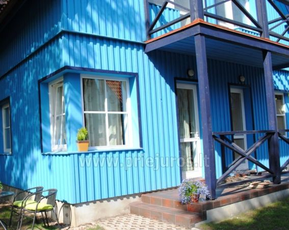 One room apartment in Pervalka, Curonian Spit - 2