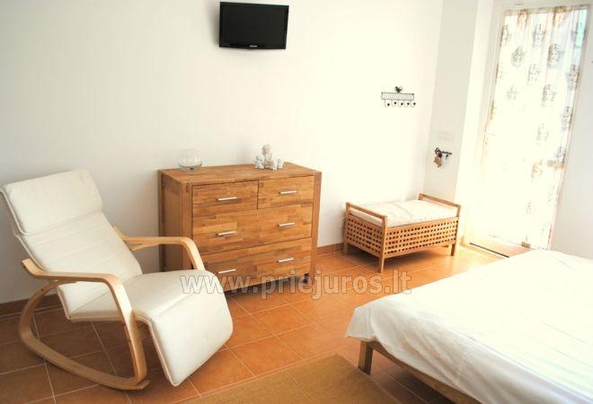 Vieno kambario apartamentai Pervalkoje:pirmas aukštas, yra kiemelis - 6