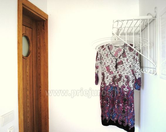 One room apartment in Pervalka, Curonian Spit - 9