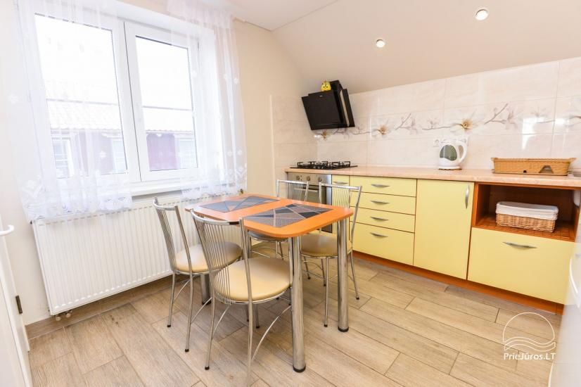 Apartment in Nida in the very center of the town - 4
