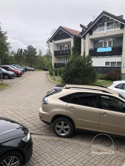 Apartamentų nuoma iki 6 asmenų Nidoje - 17
