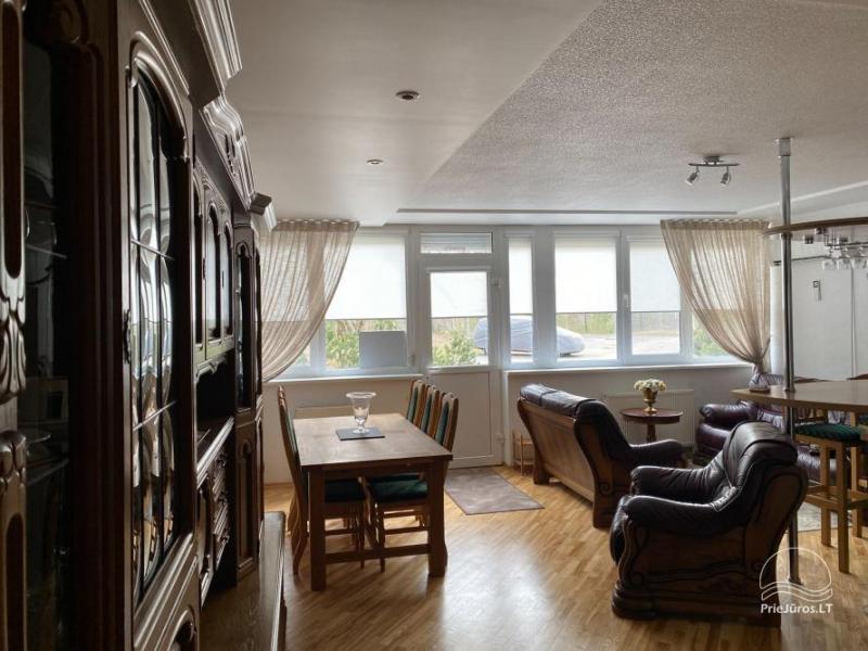 Apartamentų nuoma iki 6 asmenų Nidoje