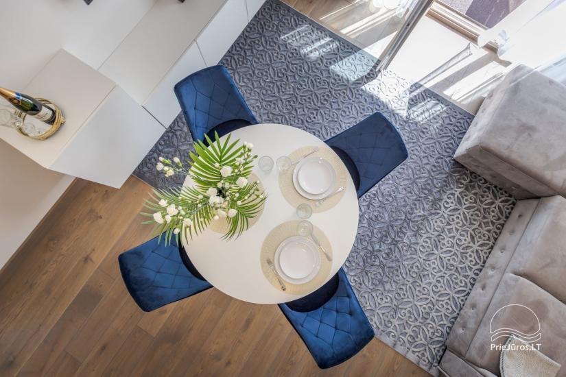 Jauna luksusa māja Palangā Vanagupes Luxury Cottages - 25