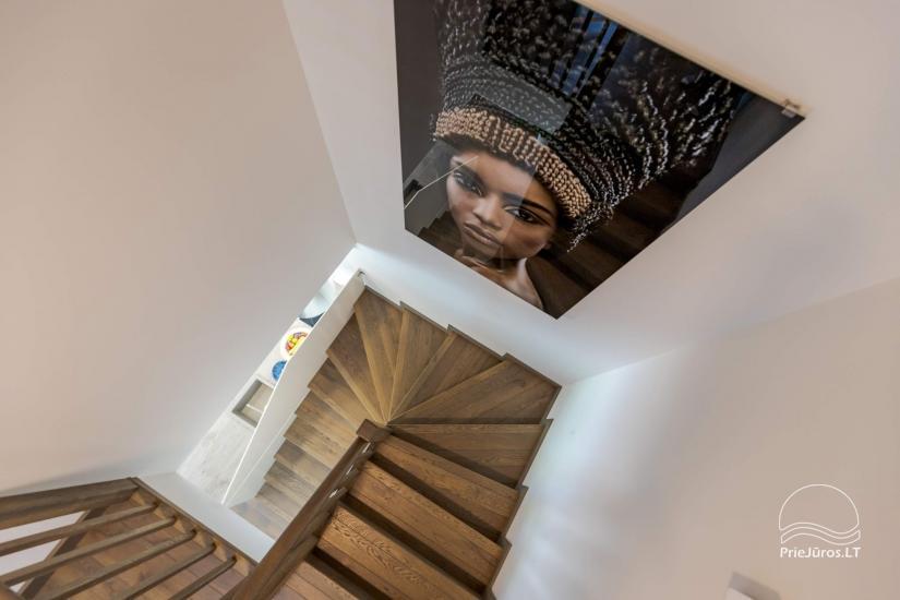 Jauna luksusa māja Palangā Vanagupes Luxury Cottages - 19