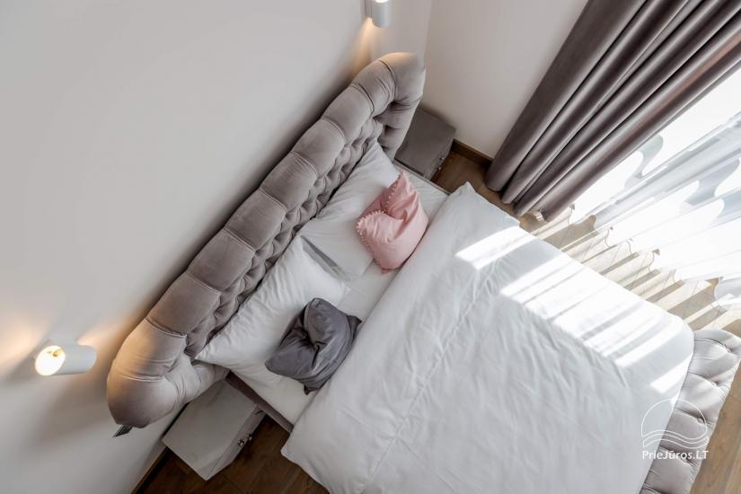 Jauna luksusa māja Palangā Vanagupes Luxury Cottages - 28