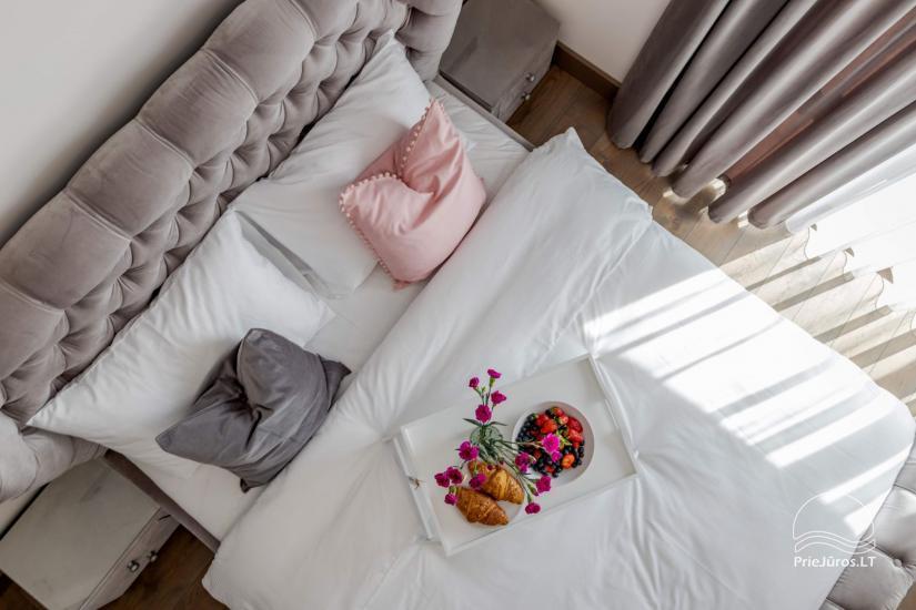 Jauna luksusa māja Palangā Vanagupes Luxury Cottages - 30