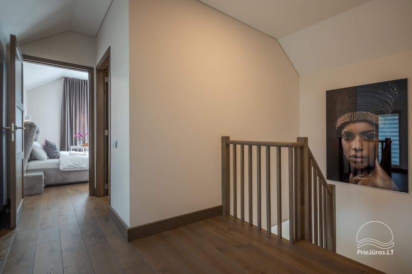 Jauna luksusa māja Palangā Vanagupes Luxury Cottages - 22