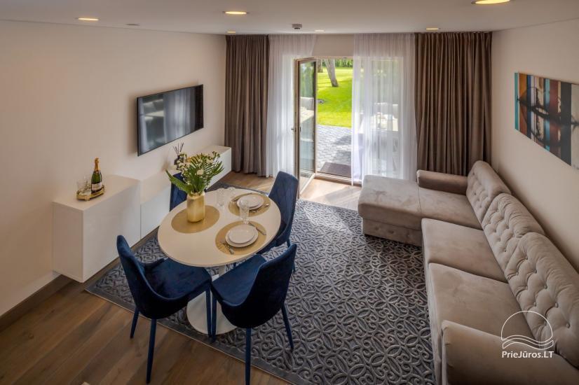 Jauna luksusa māja Palangā Vanagupes Luxury Cottages - 23