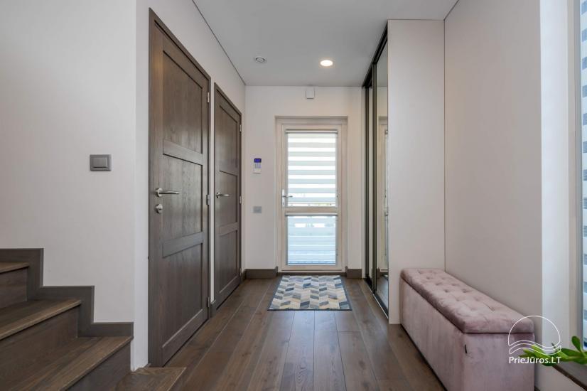 Jauna luksusa māja Palangā Vanagupes Luxury Cottages - 27