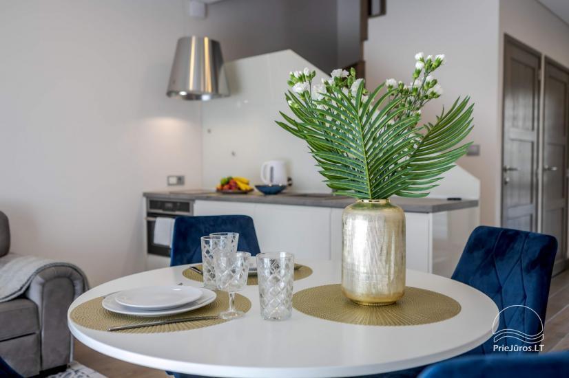 Jauna luksusa māja Palangā Vanagupes Luxury Cottages - 24