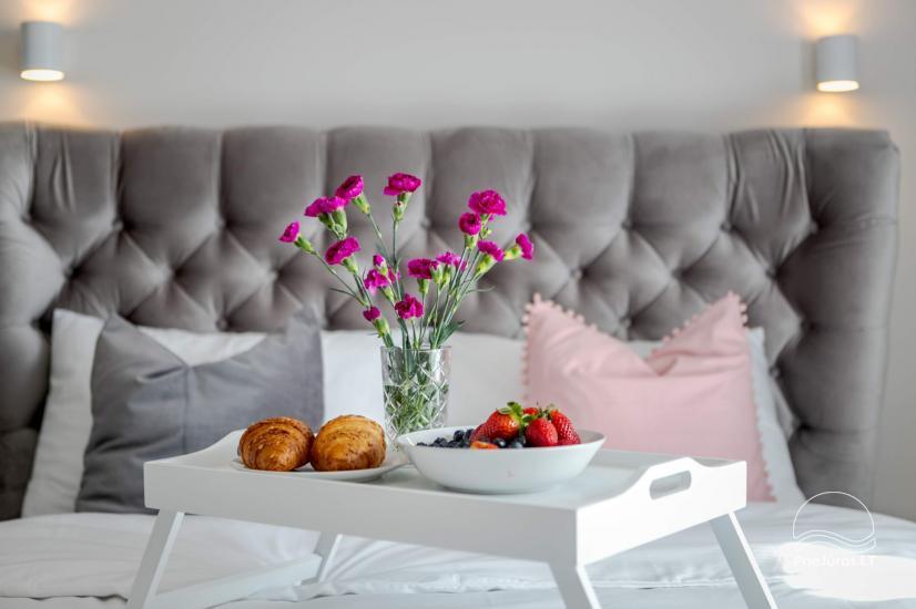 Jauna luksusa māja Palangā Vanagupes Luxury Cottages - 31
