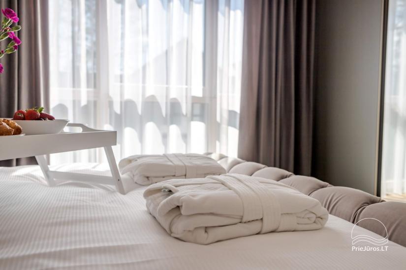 Jauna luksusa māja Palangā Vanagupes Luxury Cottages - 26