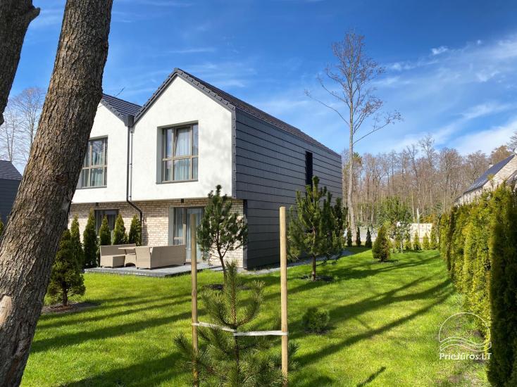 Jauna luksusa māja Palangā Vanagupes Luxury Cottages - 18
