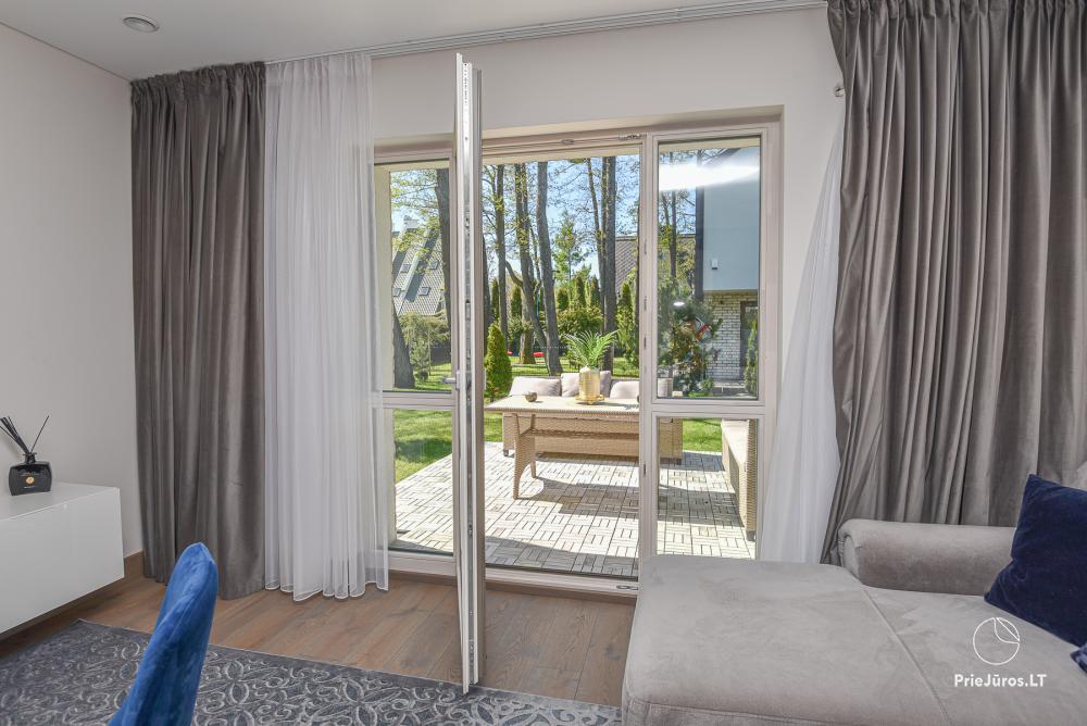 Jauna luksusa māja Palangā Vanagupes Luxury Cottages - 10