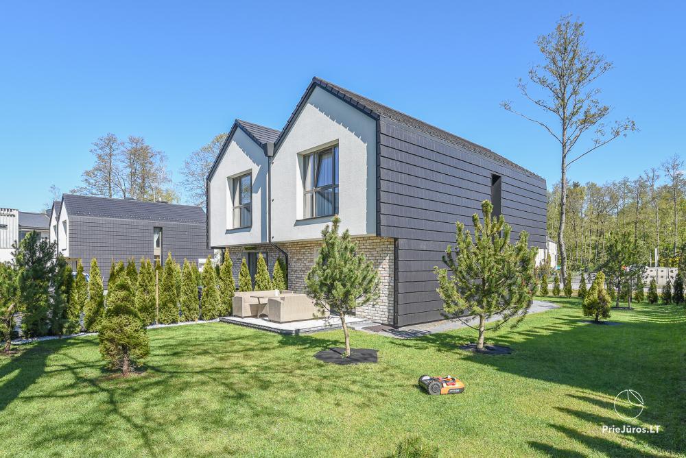 Jauna luksusa māja Palangā Vanagupes Luxury Cottages - 8