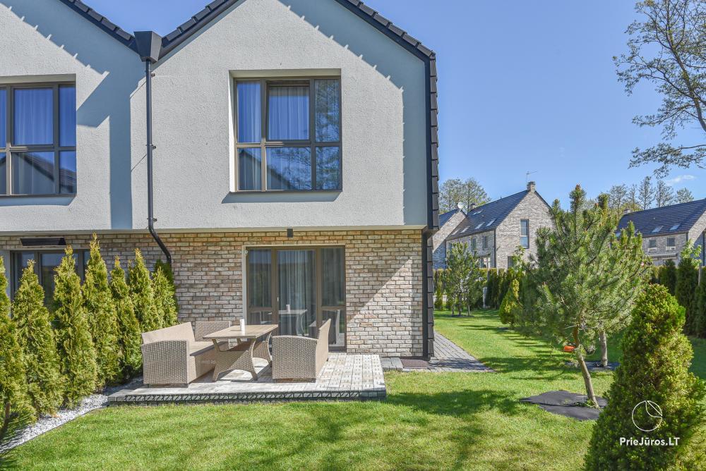 Jauna luksusa māja Palangā Vanagupes Luxury Cottages - 13