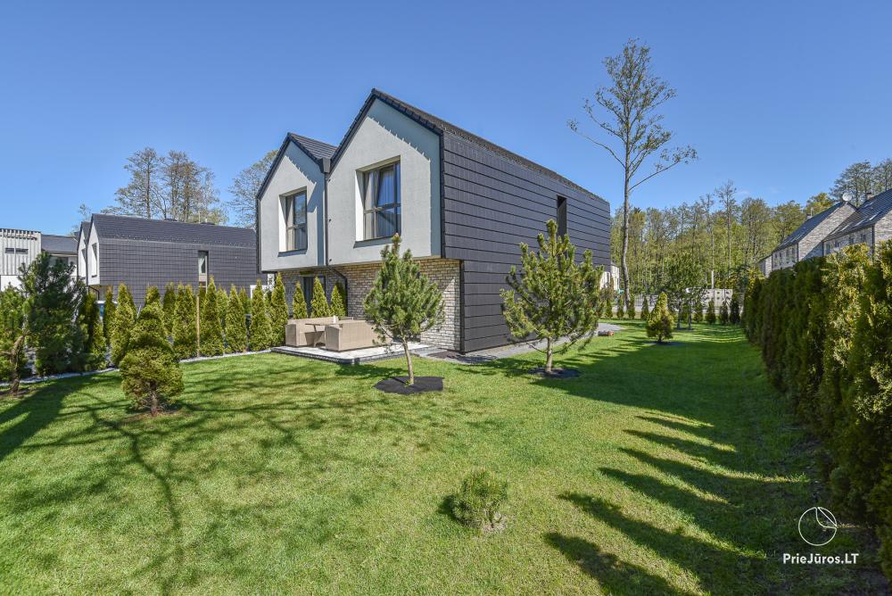 Jauna luksusa māja Palangā Vanagupes Luxury Cottages - 14