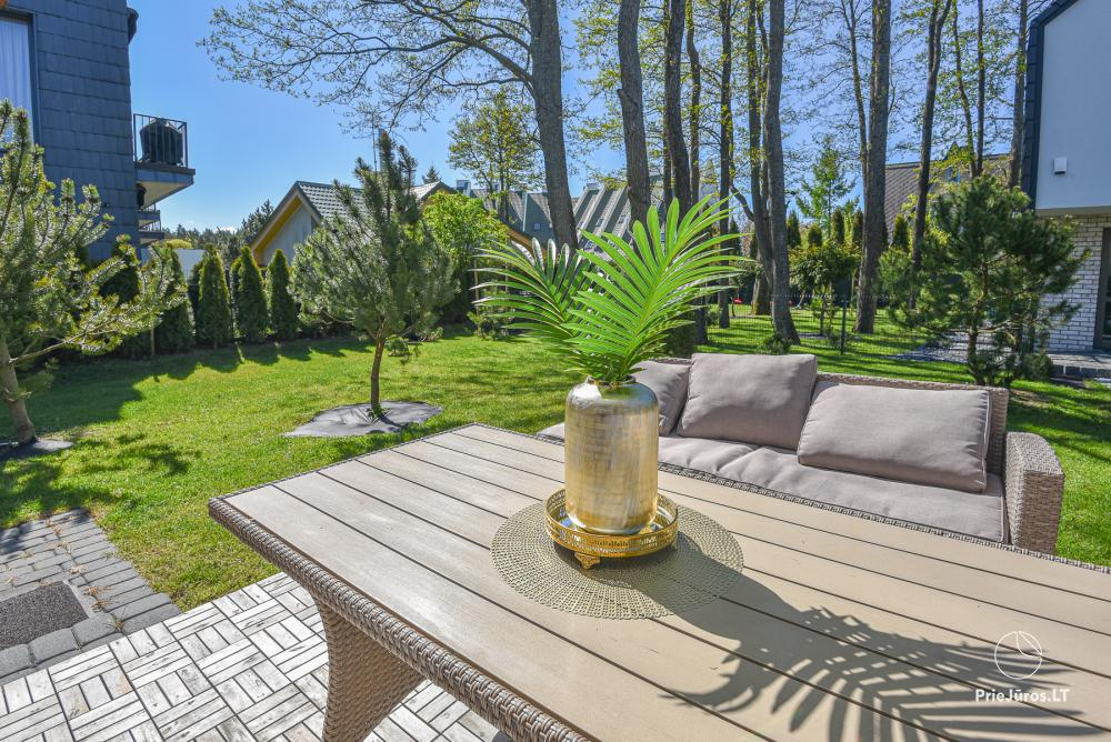 Jauna luksusa māja Palangā Vanagupes Luxury Cottages - 16
