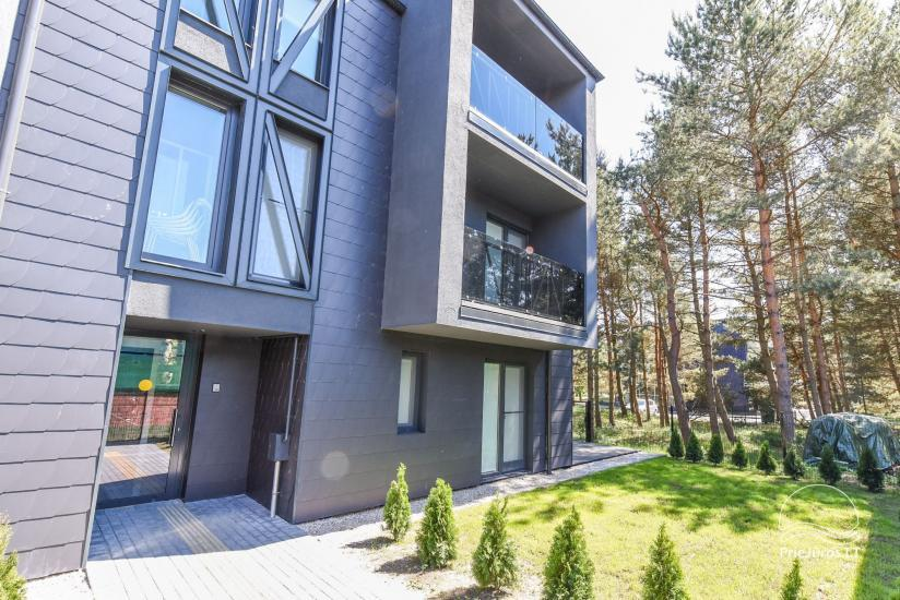 Apartment in the dunes in Palanga, in Kunigiskes - 3