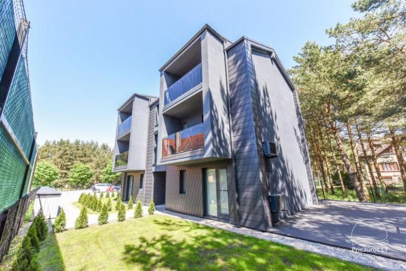 Apartment in the dunes Palangoje, Kunigiškėse