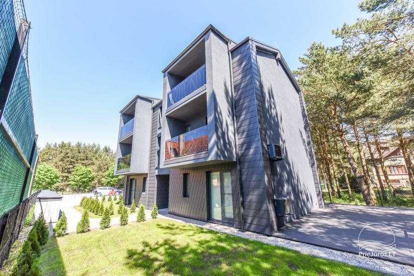 Apartment in the dunes in Palanga, in Kunigiskes - 1