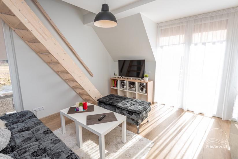 Apartment for rent in a newly built house in Palanga, near the Baltic sea - 5