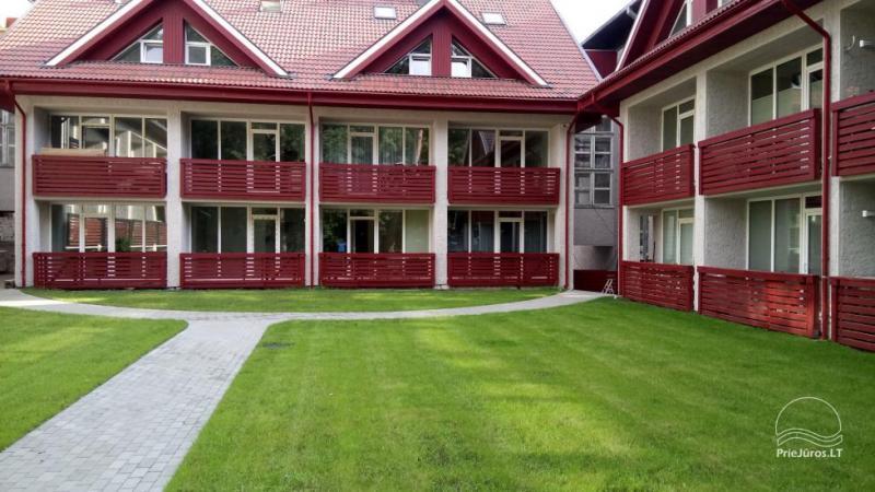Neue Wohnung zur Miete in der Kurischen Nehrung, in der Nähe der Ostsee