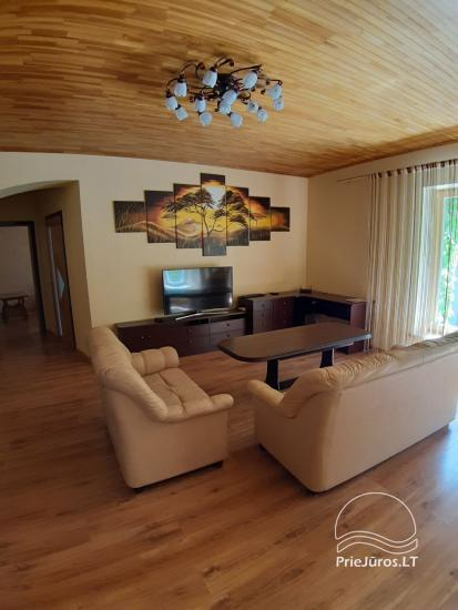 Apartments for rent in Juodkrante - 3