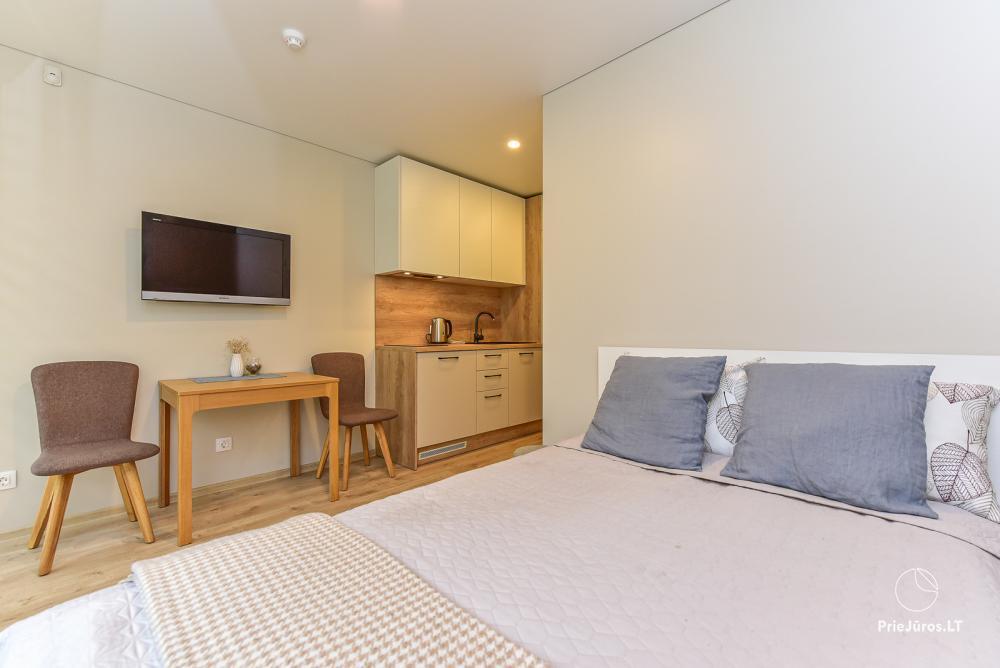 Studio-Apartment zu vermieten in Juodkrante, in der Kurischen Nehrung in der Nähe der Ostsee - 1