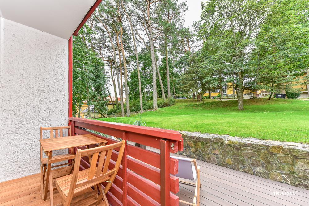 Studio-Apartment zu vermieten in Juodkrante, in der Kurischen Nehrung in der Nähe der Ostsee - 17