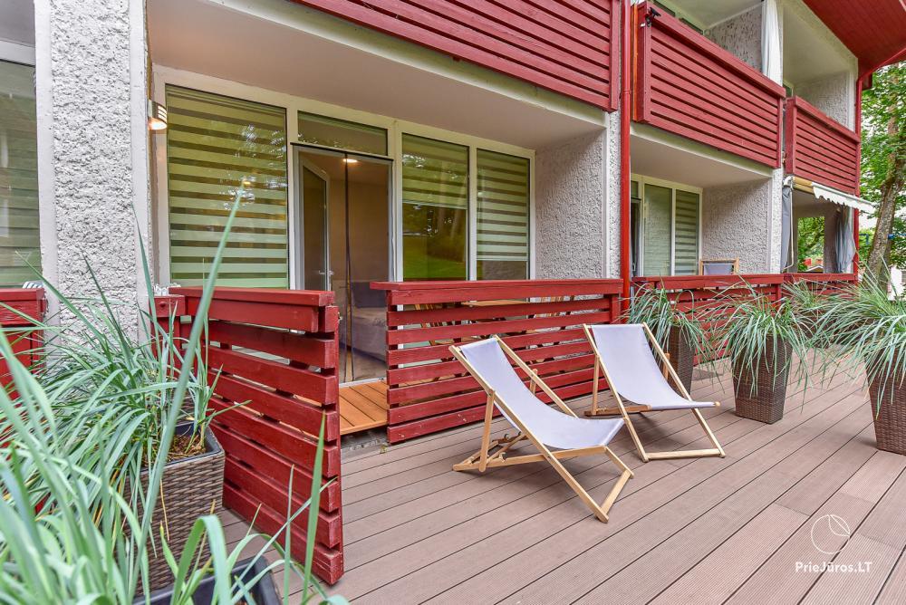Studio-Apartment zu vermieten in Juodkrante, in der Kurischen Nehrung in der Nähe der Ostsee - 16