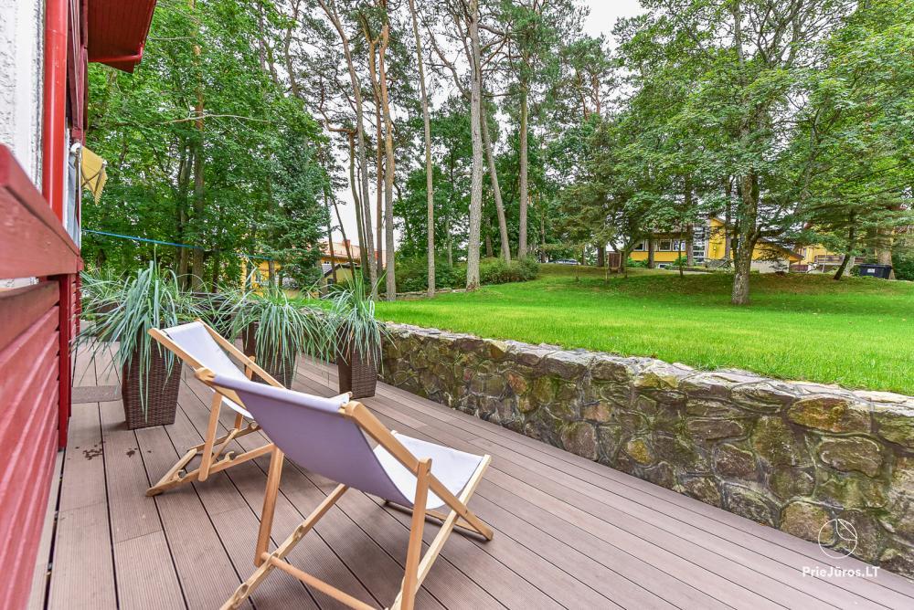 Studio-Apartment zu vermieten in Juodkrante, in der Kurischen Nehrung in der Nähe der Ostsee - 15