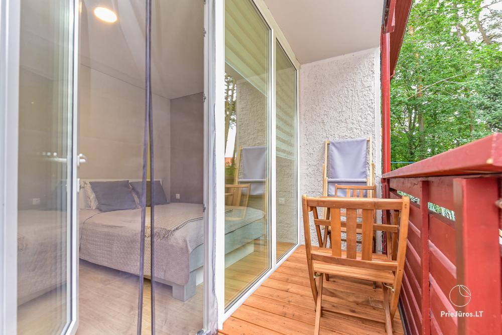 Studio-Apartment zu vermieten in Juodkrante, in der Kurischen Nehrung in der Nähe der Ostsee - 14