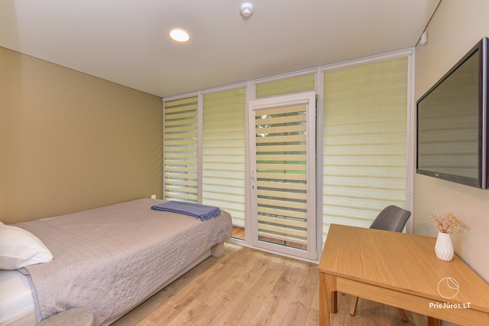Studio-Apartment zu vermieten in Juodkrante, in der Kurischen Nehrung in der Nähe der Ostsee - 10
