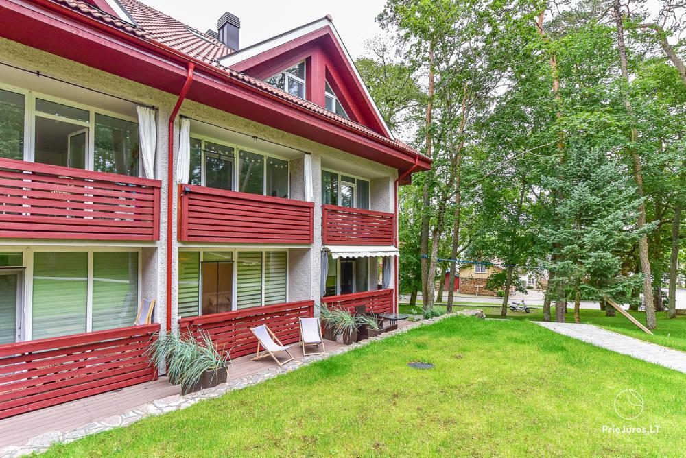 Studio-Apartment zu vermieten in Juodkrante, in der Kurischen Nehrung in der Nähe der Ostsee - 21