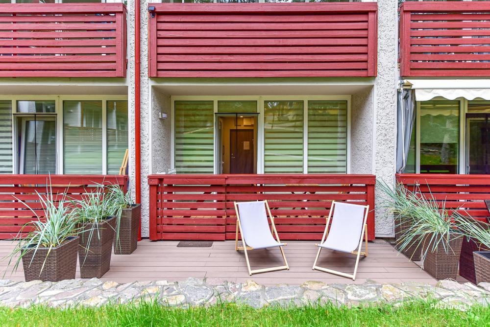 Studio-Apartment zu vermieten in Juodkrante, in der Kurischen Nehrung in der Nähe der Ostsee - 22