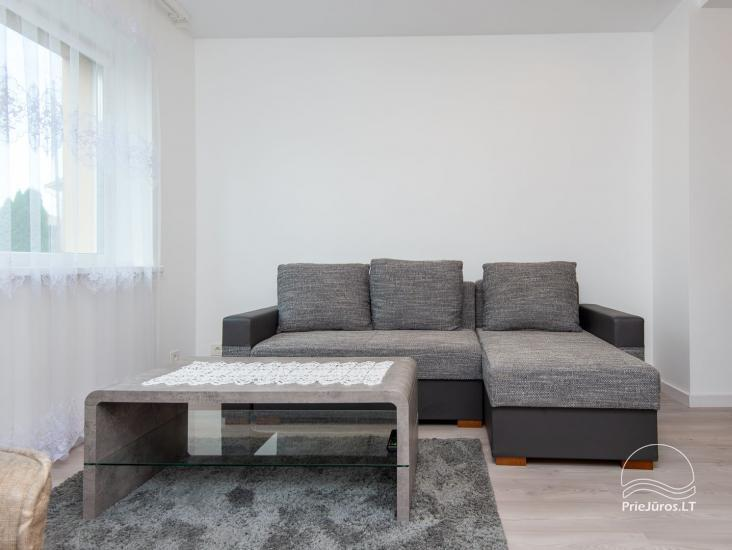 Spacious, cosy and neat rooms with all amenities for rent in Palanga, in private house - 6
