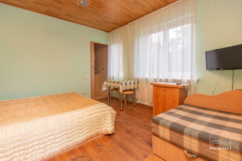 Spacious, cosy and neat rooms with all amenities for rent in Palanga, in private house - 8