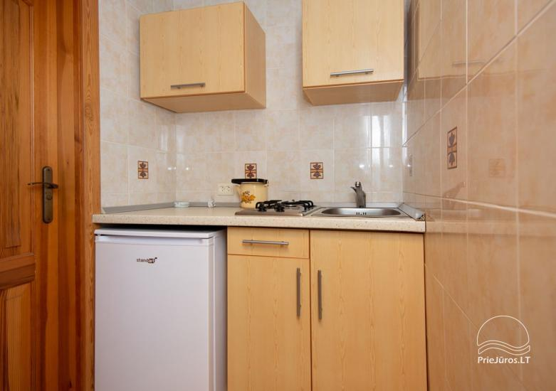 Spacious, cosy and neat rooms with all amenities for rent in Palanga, in private house - 9