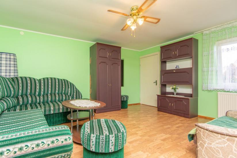 Erdvūs, jaukūs ir tvarkingi kambariai su visais patogumais nuomai Palangoje, privačiame name - 17