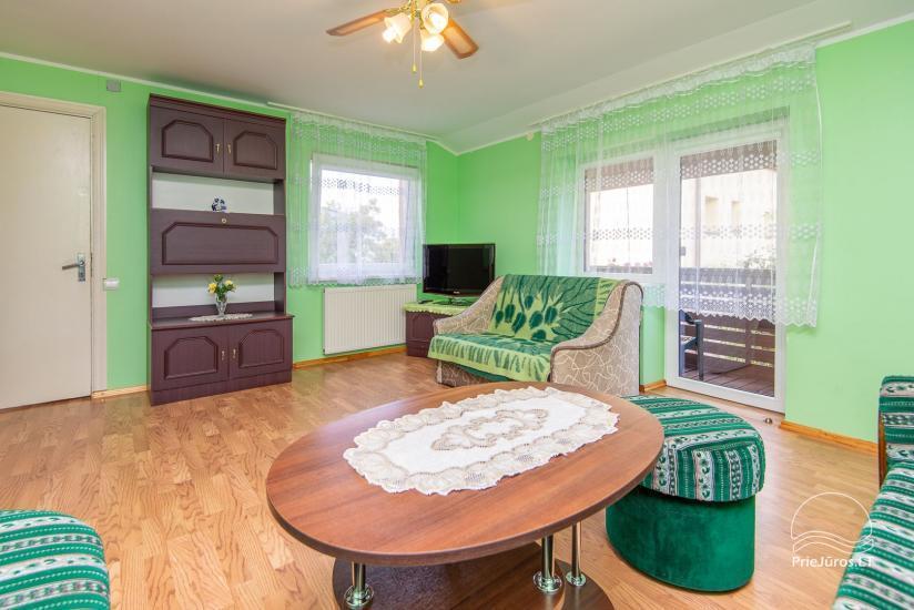 Erdvūs, jaukūs ir tvarkingi kambariai su visais patogumais nuomai Palangoje, privačiame name - 18