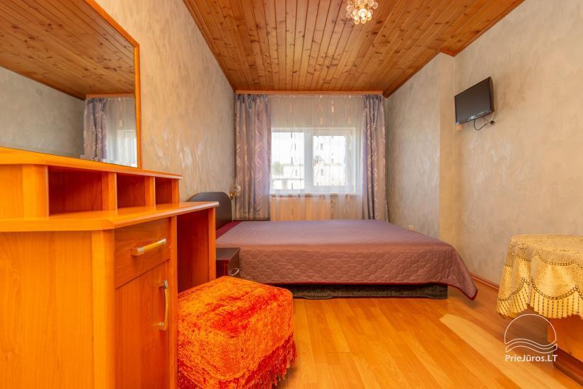 Erdvūs, jaukūs ir tvarkingi kambariai su visais patogumais nuomai Palangoje, privačiame name - 20