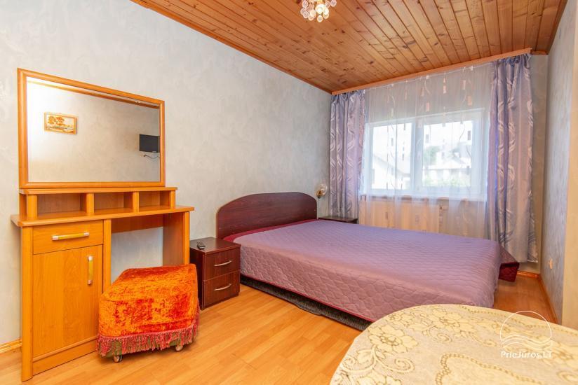 Erdvūs, jaukūs ir tvarkingi kambariai su visais patogumais nuomai Palangoje, privačiame name - 21