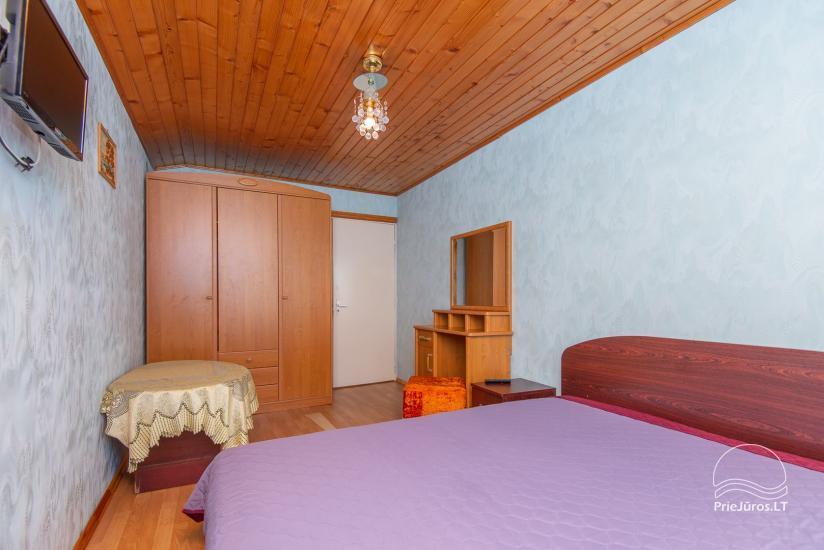 Erdvūs, jaukūs ir tvarkingi kambariai su visais patogumais nuomai Palangoje, privačiame name - 22