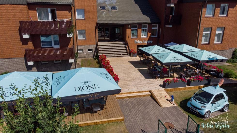 Rest house Relax Palanga - cosy rooms for rent. There is bath, swimming pool. - 6